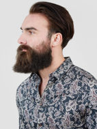 Picture of Pearly King Paisley Print Shirt