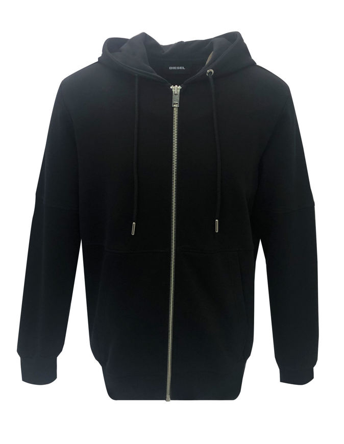 Picture of Diesel S-Rusla Zip Sweat Jacket