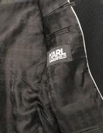 Picture of Karl Lagerfeld Basket Weave Black Blazer