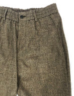 Picture of Karl Lagerfeld Houndtooth Wool Smart Pant