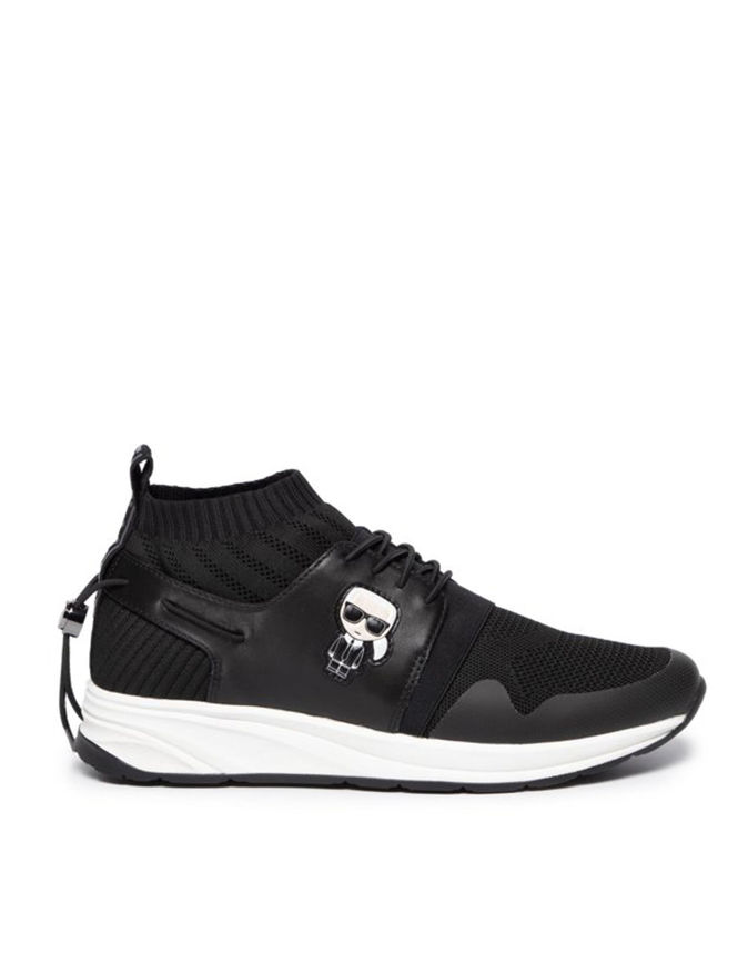Picture of Karl Lagerfeld Ikonic Sock Trainer