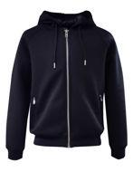 Picture of Karl Lagerfeld Neoprene Sweat Hood Jacket