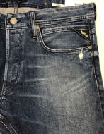 Picture of Replay Ronas Denim Distressed Stretch Jean