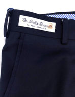 Picture of Cambridge Navy Machine Washable Trouser