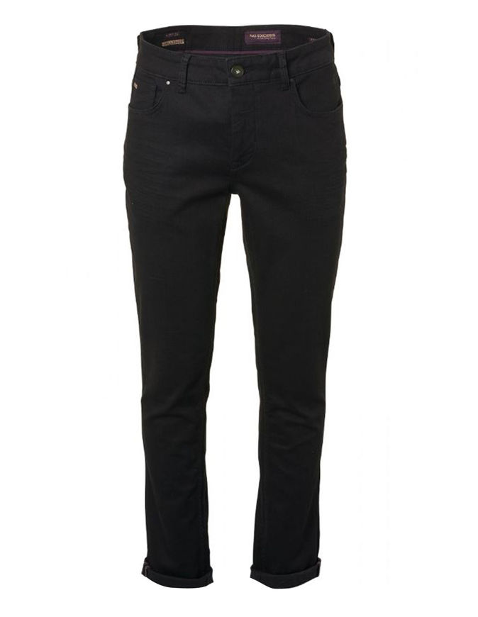 Picture of No Excess Stretch Slim Black Jean
