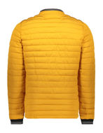 Picture of No Excess Yellow Quilted Jacket