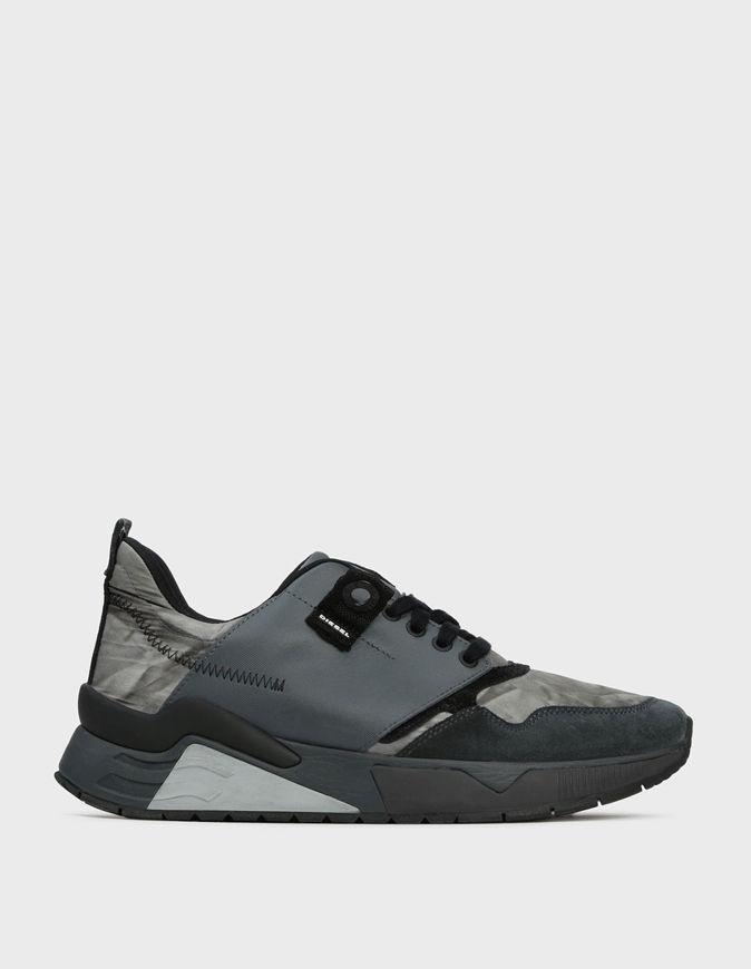 Picture of Diesel Brentha Grey Sneaker
