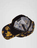 Picture of Versace Jeans Couture Jewel Baroque Black Cap