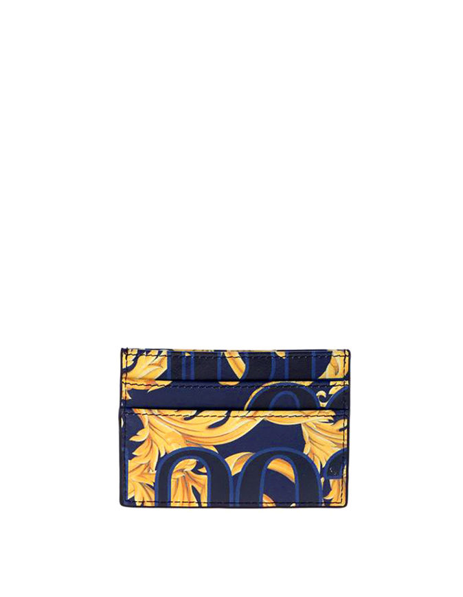 Picture of Versace Baroque Card Holder Wallet