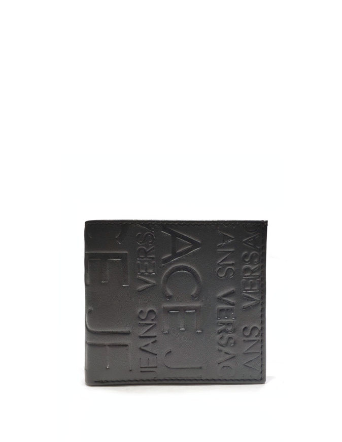 Picture of Versace Jeans Bi-fold Leather Wallet