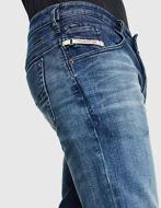 Picture of Diesel D-Bazer Washed Denim Jean