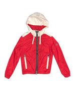 Picture of Gaudi Red Zip-up Hoody Light Jacket
