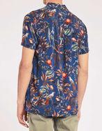 Picture of Gaudi Safari Print S/S Shirt