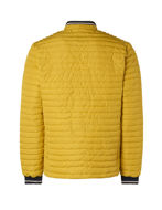 Picture of No Excess Yellow Puffer Short Jacket