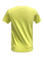 Picture of Replay Yellow Printed Tee