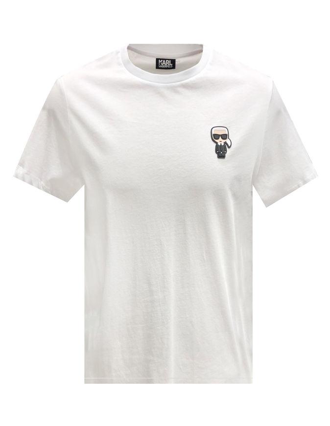 Picture of Karl Lagerfeld Ikonik White Tee