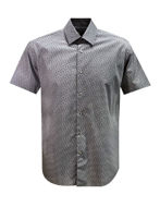 Picture of Karl Lagerfeld Logo Printed S/S Shirt