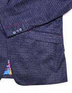 Picture of Au Noir Stretch Navy Jackson Jacket