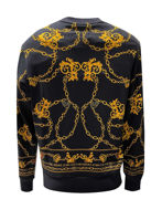 Picture of Versace Chains & Shield Sweatshirt
