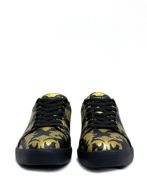 Picture of Versace Baroque Gold Print Sneakers