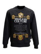 Picture of Versace Shield Certifica Sweatshirt
