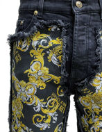 Picture of Versace Jeans Couture Barocco Shorts