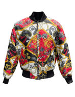 Picture of Versace Fantasy Print Reversible Jacket