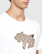 Picture of Diesel White Diegos N29 Tshirt
