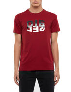 Picture of Diesel Red Diegos N22 Tshirt