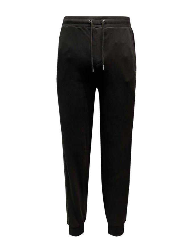 Picture of Karl Lagerfeld Ikonik Logo Tape Sweatpants