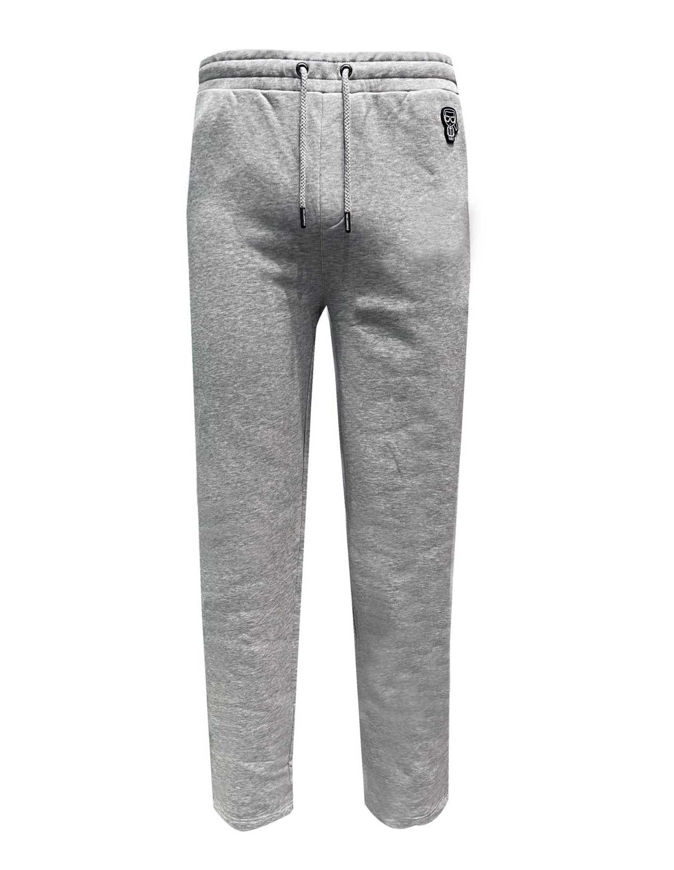Picture of Karl Lagerfeld Grey Ikonik Logo Pocket Sweatpants