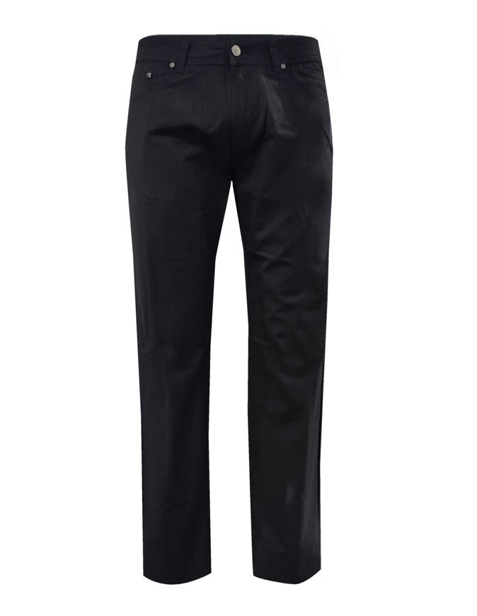 Picture of Karl Lagerfeld Navy Stretch Pant
