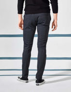 Picture of No Excess Comfort Jersey Stretch Check Pant