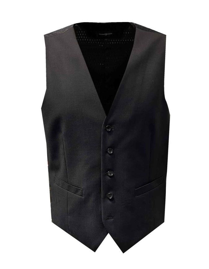 Picture of Studio Italia Bravo Black Vest