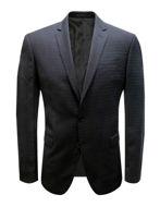 Picture of Versace Black-Lines Trend Suit