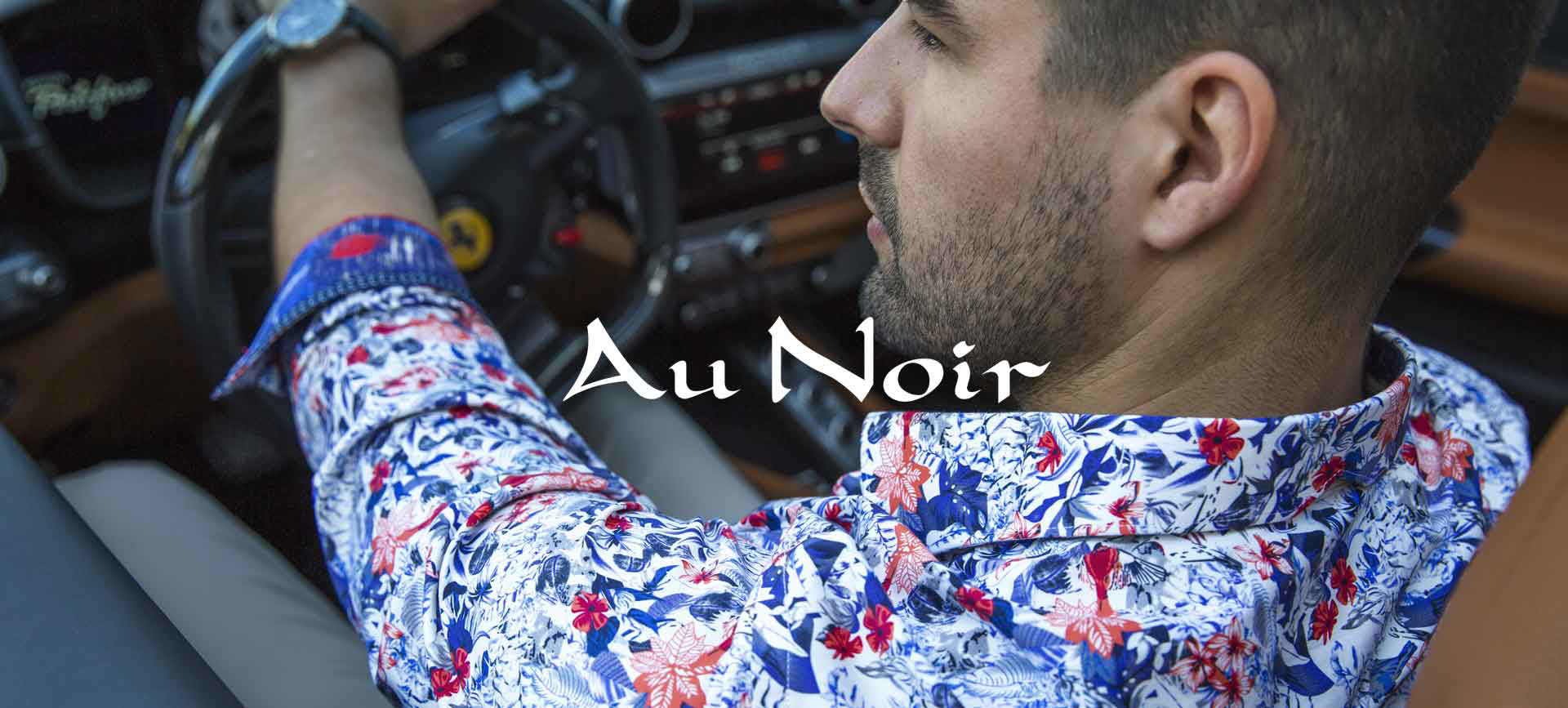 Au Noir Shirts from George Harrison Menswear