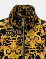 Picture of Versace Velvet Barocco Sweat Jacket
