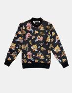 Picture of Versace Rococo Print Sweatshirt