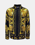 Picture of Versace Versailles Print Shirt
