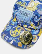 Picture of Versace Versailles Print Cap