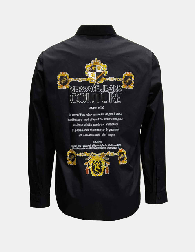Picture of Versace Jeans Couture Certifica Shirt
