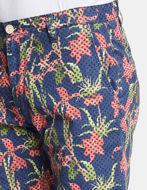 Picture of Gaudi Floral Print Slim Shorts