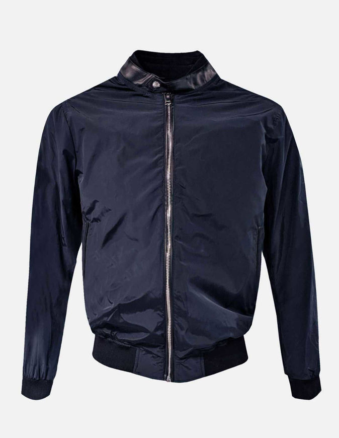 Picture of Gaudi Pleather Trim Jacket